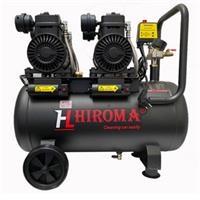 Máy nén khí chính hãng Hiroma DHL-0550 Plus (50 lít)
