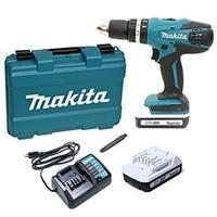 Máy khoan vặn vít dùng pin 18V Makita HP488DWE
