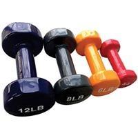 Tạ tay thép bọc cao su XD01-3kg/6LB (XD001-3kg/6LBS)