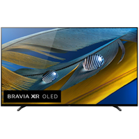 Android Tivi OLED Sony 4K 55 inch XR-55A80J (New 2021)