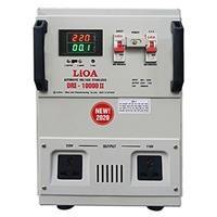 Ổn áp 1 pha Lioa  10KVA DRII 10000II (Dải điện áp đầu vào 50V - 250V )