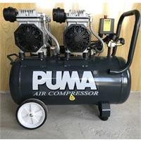 Máy nén khí không dầu Puma OFF1500 x 2 (6HP, 50L)
