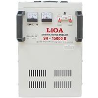 Ổn áp 1 pha 15KVA Lioa SH-15000II (Dải điện áp đầu vào 150V - 250V)