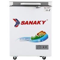 Tủ đông 1 ngăn Sanaky mặt kính cường lực VH-1599HYKD (100 lít)