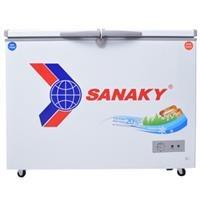 Tủ đông 2 ngăn 2 cánh mở Sanaky VH 2899W1 (220 lít)