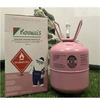 Gas lạnh Koman's R32 bình 10kg