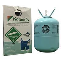 Gas lạnh Koman's R134A bình 13.6kg