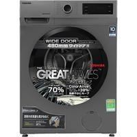 Máy giặt lồng ngang Toshiba Inverter 8.5 kg TW-BK95S3V (SK)