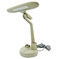 Đèn bàn học ngang bóng Led 7W Lioa 02AN-DM (Có hộp đựng bút, ghim, ánh sáng đổi màu)