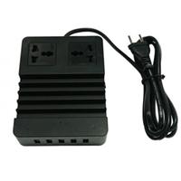 Trạm sạc điện thoại thông minh 2D22N5USB/2D22WN5USB (5 cổng sạc USB 5V - 2.5A)