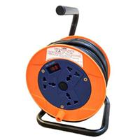 Ổ cắm kéo dài LiOA QN20-3-10A kiểu Rulo (Dành cho công trường)
