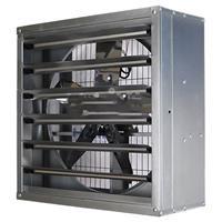 Quạt hút vuông công nghiệp 400x400x300mm (LF400)