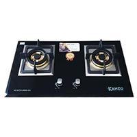 Bếp gas âm Kanzo KZ-ECO-9999-GA Germany Technology, mâm chia lửa bằng đồng nguyên chất, 2 vòng lửa