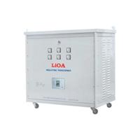 Biến áp đổi nguồn hạ áp 3 pha LiOA 15KVA - 3K151M2DH5YC (cách ly)
