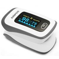 Máy đo nồng độ oxy bão hòa trong máu SpO2 Jumper JPD-500F (Bluetooth)