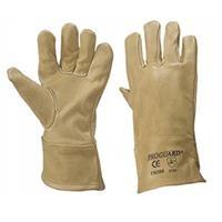 Găng tay da bảo hộ Proguard PG-119-YLW