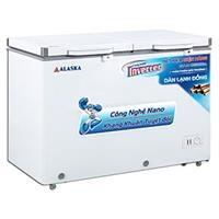 Tủ đông Alaska Inverter BCD-5068CI 312 lít (1 ngăn đông, 1 ngăn mát)
