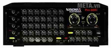 amply nanomax pro 600i