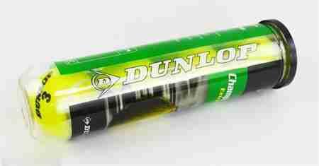 bong tennis dunlop championship extra duty hop 4 trai