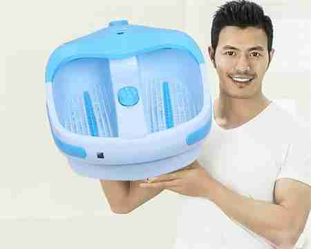 bon massage chan lanaform bubble footcare la110412
