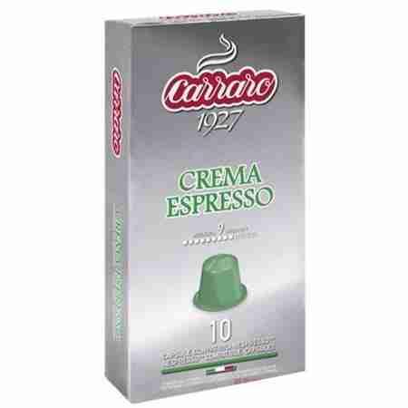 vien nen ca phe carraro crema espresso