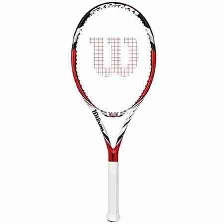 vot tennis wilson steam 96 tns frm 2 wrt7151102