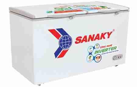 tu dong 1 ngan 2 canh inverter sanaky vh 2599a3 anh