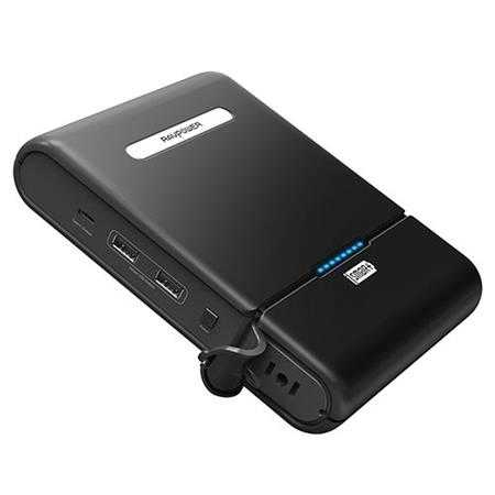 laptop macbook ravpower rp pb055 27 000mah a