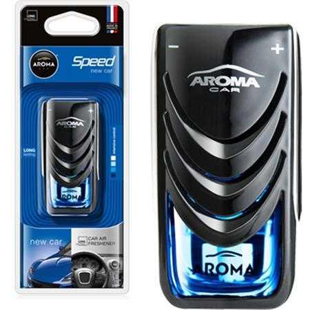 kep cua gio aroma car speed 7ml new
