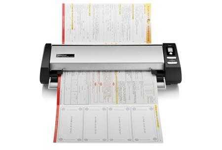 may scan Plustek D430n