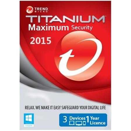 phan mem Trend Micro Maximum Security 500