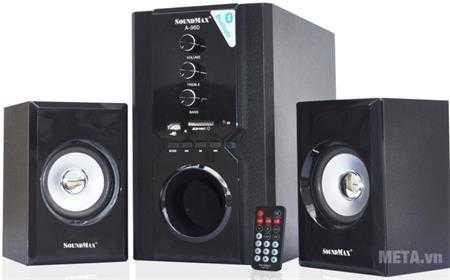 loa SoundMax A960 2.1 500