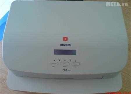 may in Olivetti PR2 Plus 750