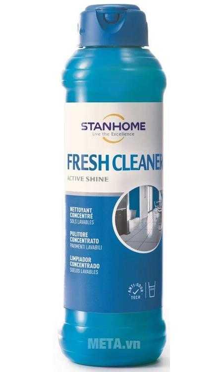 nuoc lau san dam dac fresh cleaner stanhome 1 lit