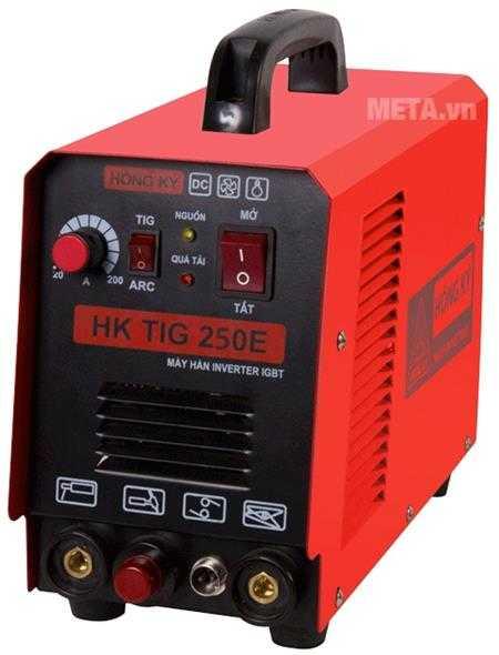 may han Hong Ky HK TIG 250E 500
