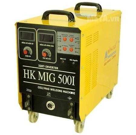 may han Hong Ky HK MIG500i IGBT 500