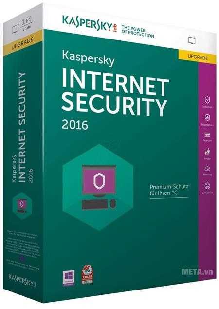 phan mem kaspersky internet security 2016