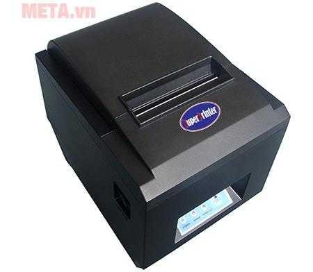 may in hoa don super printer 8250 usb lan