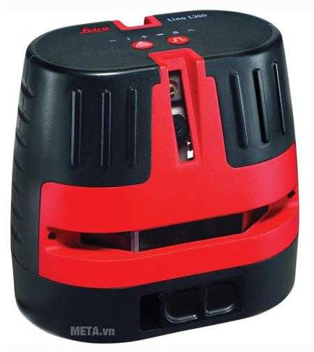 may can muc laser leica lino l360