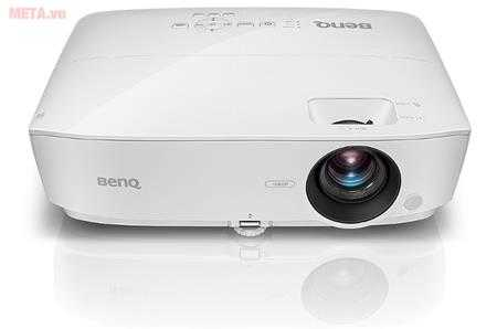 may chieu benq mh534 to
