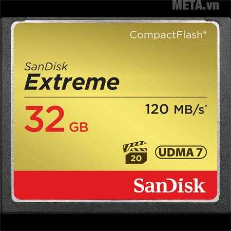 the nho may anh 32gb sandisk cf extreme sdcfxsb 032g g46 anh500