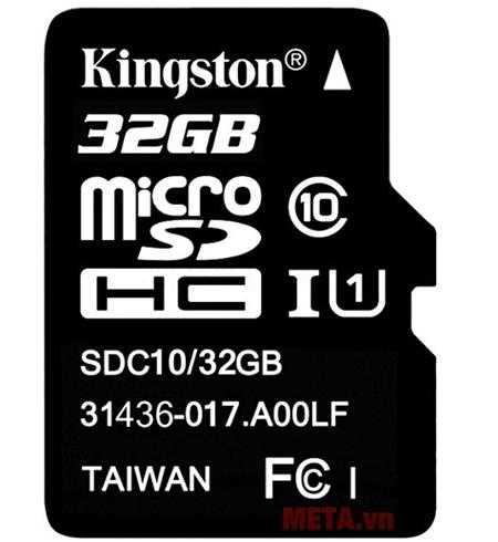 the nho 32gb micro sdhc kingston class 10 uhs to