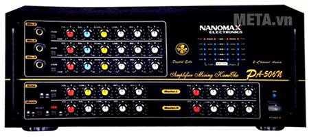 amply nanomax pa 506n