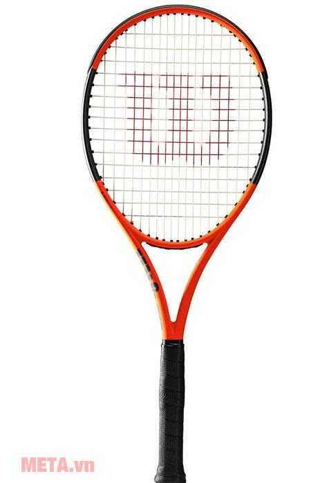 vot tennis wilson burn 100 ls limited edition wrt73671u2 vot