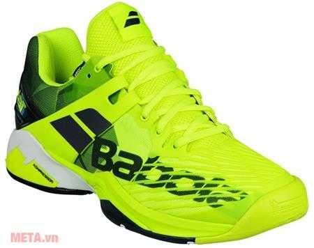 giay tennis babolat 30s18208 7003 vang