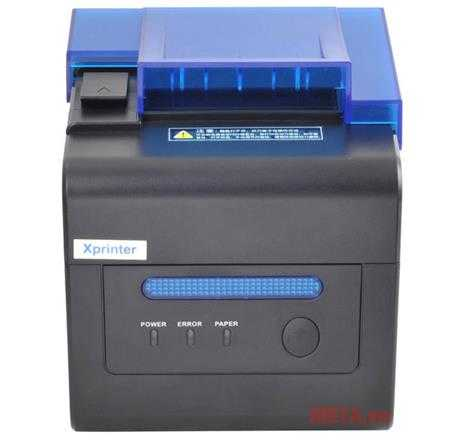 may in nhiet xprinter xp c230h anh