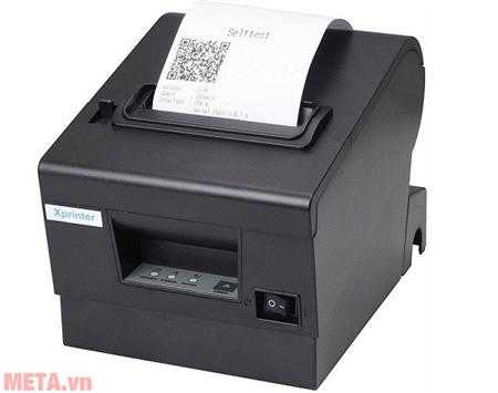may in nhiet xprinter xp q260 anh500
