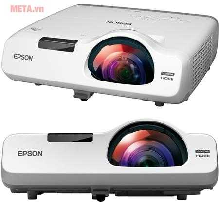 may chieu epson eb 535w chieu