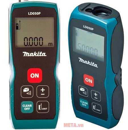 may do khoang cach can bang laser makita ld050p makita