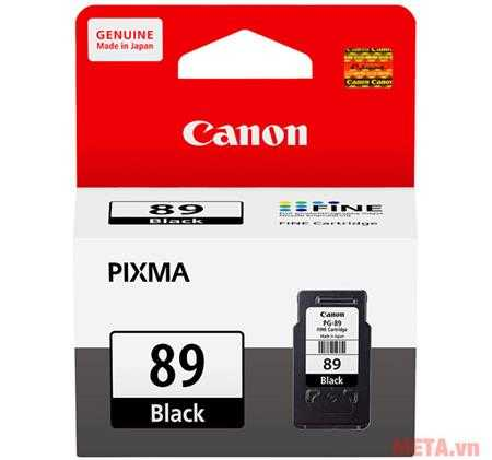 muc in canon pg 89 cho may in canon pixma e560 anh500